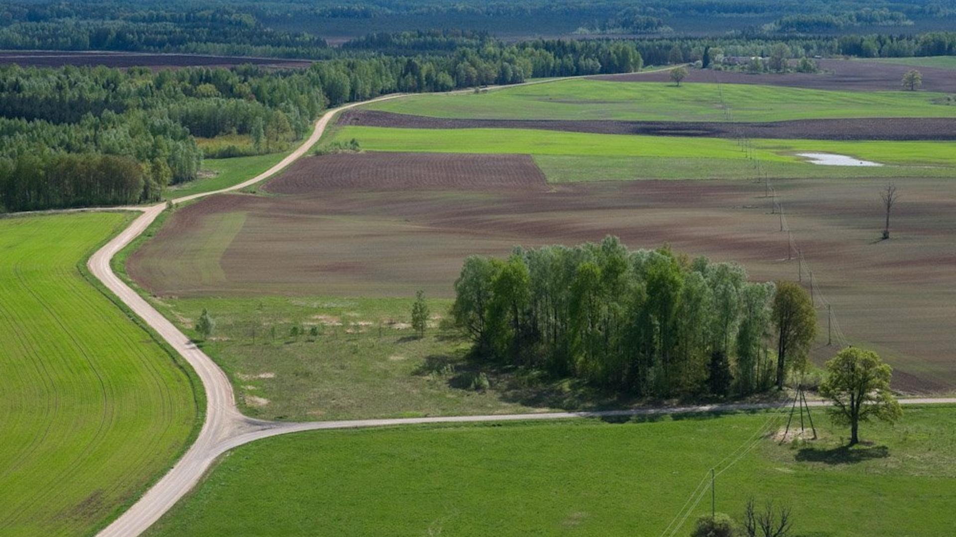 Pasivaikščiojimas po Biržus ir jo apylinkes Latvijoje