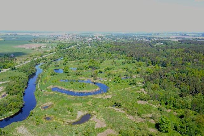 Познавательная тропа долины Невежской реки