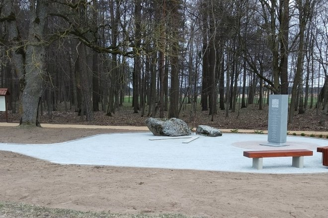 Memorial for Freedom Fights at Birži