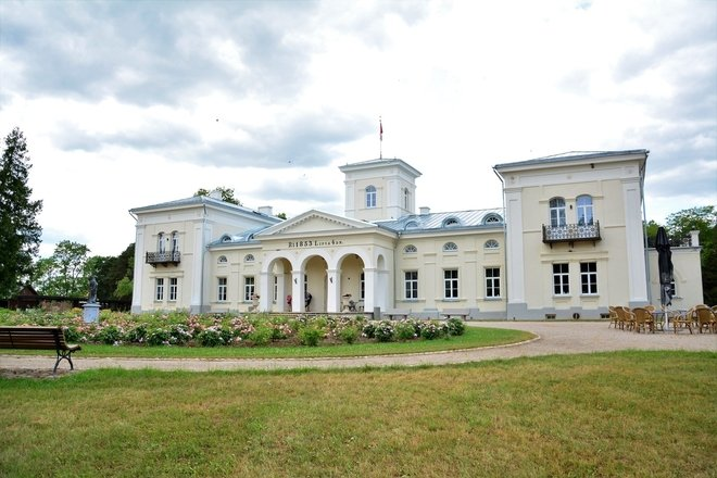 Burbiškis manor