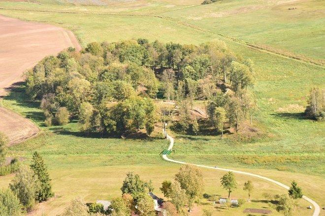 Upytės piliakalnis (Čičinsko kalnas)