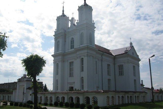 Dvietės Stanislavo Kostkos Romos katalikų bažnyčia