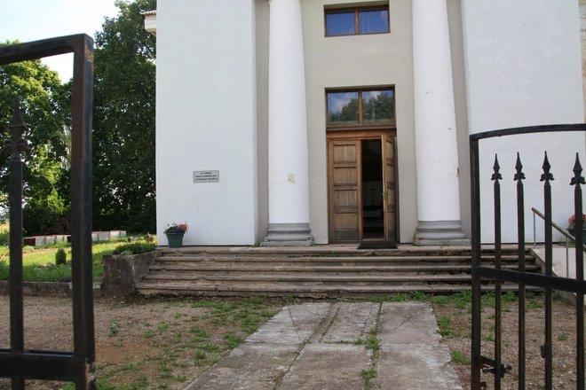 Biržų Šv. Onos evangelikų liuteronų bažnyčia