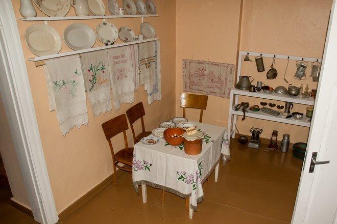 Salos vidurinės mokyklos Istorijos tyrinėjimo kabinetas