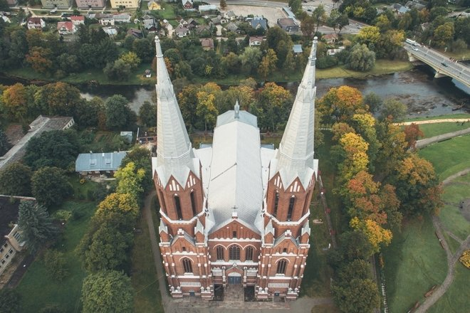 Anykščiai Church of St. Matthew