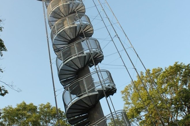 Krekenava Regional Park Observation Tower