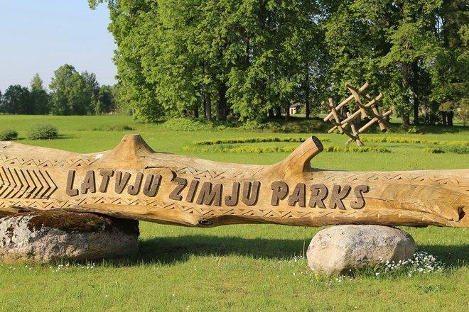 Latviškų simbolių parkas