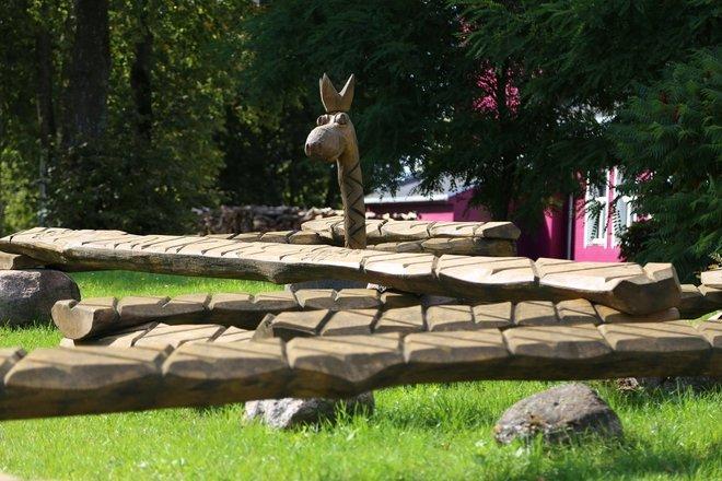 Latvian Sign Park