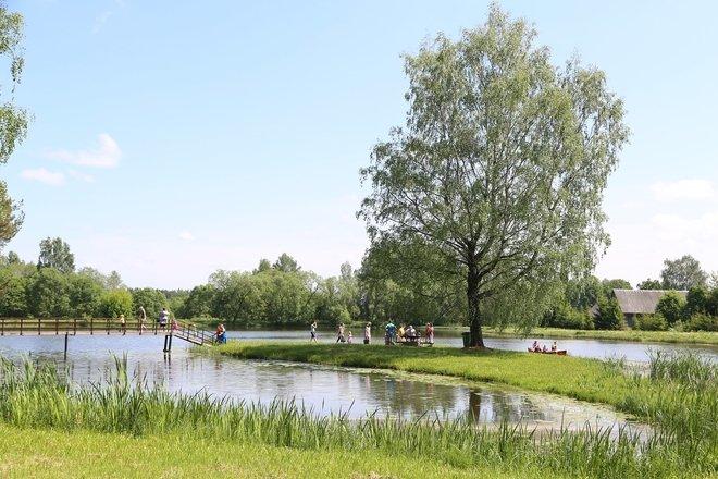 Rubene Natural Park