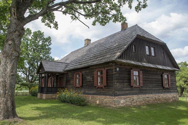 'Tadenava' Rainis Museum